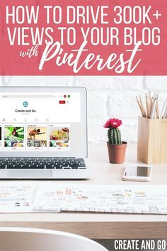 #affiliate  How to Drive 300k+ Views to Your Blog with Pinterest | Get Blog Traffic | Pinterest Marketing Tips