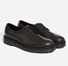 03ab59135 Ali Leather Shoe #men #shoes #black #boot Black Leather Shoes, Men's