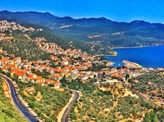 #kaş #panorama #view