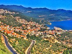 #kaş #panorama #view