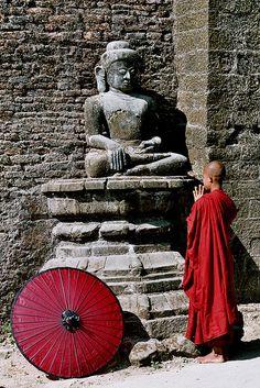 Asia - Myanmar / Burma - Bagan by RURO photography, via Flickr
