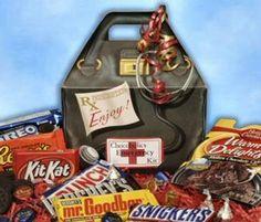 Chocoholics Emergency Kit