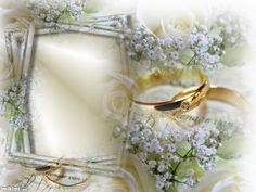 Wedding Flowers frame. Click to add your own photo and share.