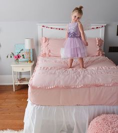 beddy's™ (bed • ease)- bedding that looks nice but fits on the