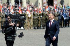 Centralne obchody Święta Narodowego 3 Maja w Warszawie [ galeria ] - RadioMaryja.pl