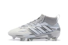 huge selection of d6808 ab66c adidas Junior Ace 17.1 FG - Clear Grey White 6