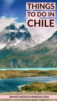 12 totally fabulous things to do in Chile, South America. Looking for Chile travel inspiration? Let's go! #chile #travel #wanderlust