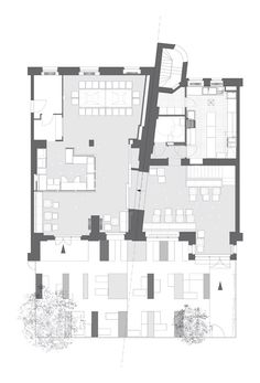 TIN Restaurant Bar Club Berlin by karhard® architektur + design | Bar interiors