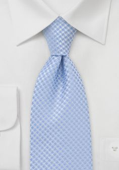 Traditionally Patterned Soft Blue Tie - Strike a fashionable balance between traditional patterns and innovative color palettes with this sophisticated tie in soft tonal blues Rose Quartz Serenity, Kids Ties, Tie Shop, Blue Ties, Boy Fashion, Color Combos, Groomsmen, Light Blue