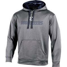 online store 0392a da7e6 Champion Men s East Tennessee State University T-Formation Hoodie (Grey,  Size Large)