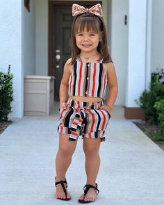 Toddler Girl Style, Toddler Fashion, Toddler Outfits, Kids Outfits, Kids Fashion, Trendy Baby Girl Clothes, Cute Little Girls Outfits, Cute Flower Girl Dresses, Little Girl Dresses