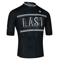 Last Place Men Jersey - Short Sleeve Cycling Jersey by Milltag