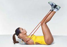 Exercícios com elástico