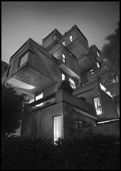 Habitat 67, Moshe Safdie Architect