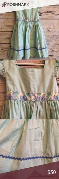 Matilda Jane dress Matilda Jane dress excellent like new condition. Beautiful scalloped hem. Periwinkle color. Such a sweet dress on! Matilda Jane Dresses