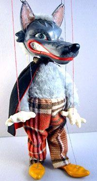 Pelham Puppets - Pelham Puppets --- #Theaterkompass #Theater #Theatre #Puppen #Marionette #Handpuppen #Stockpuppen #Puppenspieler #Puppenspiel