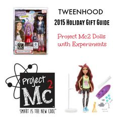 Canada only, closes Dec Project encourages girls to participate in S. based activities with a new Netflix series and line of geek-chic dolls and experiments. Holiday Gift Guide, Holiday Gifts, Project Mc2 Dolls, Netflix Series, Promote Your Business, Top Gifts, Geek Chic, Business Website, Tween