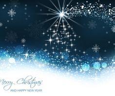Christmas with new year abstract shiny vector 02 Vector Christmas, Vector File, Abstract, Free, Pictures, Summary