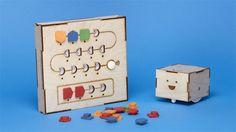 Cubetto: Aprender a programar un robot para niños