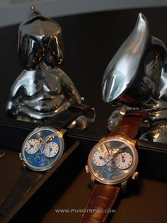 AHCI & Independent Haute Horlogerie - MB&F's newest Performance Art piece – the LM1 Xia Hang