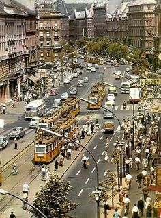 Old Pictures, Old Photos, Capital Of Hungary, Anno Domini, Heart Of Europe, Budapest Hungary, Capital City, Historical Photos, City Photo