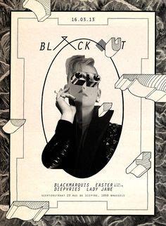 Artwork for BLACK OUT 05