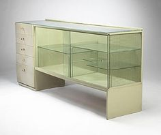 Gerrit Rietveld, Wire Glas Cabinet | TECTÓNICAblog