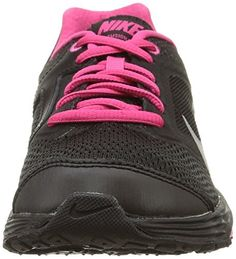 1831b9d0c65d NIKE Tri Fusion Run Big Kids Running Shoe 65 M Big Kid BlackMetallic  SilverVivid Pink    Check out this great product. (This is an affiliate  link) 0