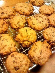 バレンタインに - 5件のもぐもぐ - チョコチップクッキー by cococo