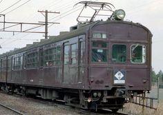 クモハ73166(南ヒナ) 1975.3.13相模原 78.3.22付廃車(南・東神奈川電車区) Commuter Train