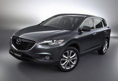 Preview of the 2013 #Mazda #CX9 which will debut at the #Australian #AutoShow later this month. #KODO