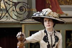 the hats, the clothes, the interiors, the intrigue what is not to love about Downton Abbey, plus the cast is superlative.
