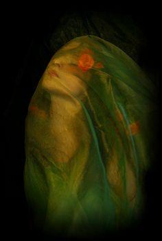 Nymphs Rise by rowandevoe(MerlePaceArts), via Flickr