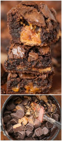BUTTERFINGER OVERLOAD BROWNIES is #39 on our list