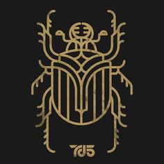 #behance #bestvector #iconaday #iconutopia #igerssandiego #illustration #lineart #logoplace #thedesigntip #scarab #vectorart #vectorillustration by sevendfive