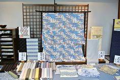 琉球染織。沖縄の伝統的な染織。一口に琉球染織といっても交易の影響でたくさんの種類がある。