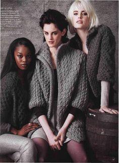 VOGUE knitting - Early fall 2010 - Laura C - Picasa Web Albümleri