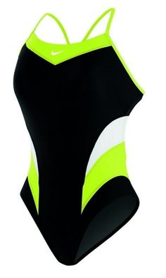 c830d41370de9 Nike SWIM Victory Color Block Cut Out Tank offers offers a streamlined fit  which reduces drag and increases efficiency in the water, while thin straps  ...