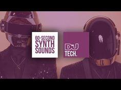 How to recreate Daft Punk's 'Da Funk' in 60 seconds - YouTube