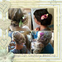 Bridal Hair | Freewheeling Five