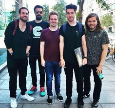 Bastille in NYC