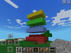 LEGO bricks!