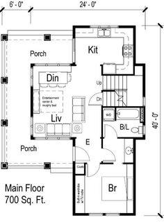 974 sq ft, 2 bdrm, 2 bath. 2 story w/bsmt.