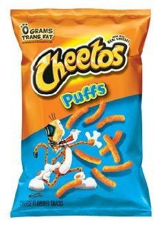 Cheetos Jumbo Puffed Original Cheese Snacks, Bags (Pack of « Blast Grocery Doritos, Cheetos Puffs, Packaging Snack, Cheese Snacks, Nacho Cheese, Junk Food Snacks, Tasty, Yummy Food, Night Snacks