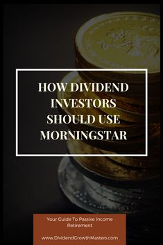 The best 7 free tools all dividend investors should use to reach passive income … Investment Portfolio, Investment Advice, Investment Firms, Stock Market Investing, Investing In Stocks, Investing Money, Self Employed Jobs, Investing For Retirement, Early Retirement
