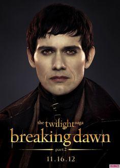 The Twilight Saga Breaking Dawn Part 2- Eleazar