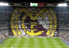 Santiago Bernabeu - Real Madrid Stadium Madrid, Spain