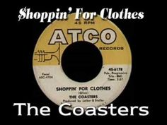 the coasters - shoppin' for clothes -ax and ~PM~ Soul Music, My Music, Tamla Motown, Musical Chairs, Music Writing, All That Jazz, Ears, Music Videos, Musicals