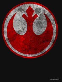 Star Wars Fan Art, Simbolos Star Wars, Star Wars Canon, Star Wars Facts, Star Wars Rebels, Rebel Alliance Tattoo, Alliance Logo, New Republic Star Wars, Star Wars