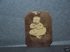 Antique Tintype Photo Hidden Mother Baby| eBay